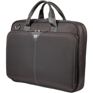MOBILE EDGE 16 Inch. PC-17 Inch. MacBook(R) Nylon Notebook Briefcase (Select) MEBCNS1
