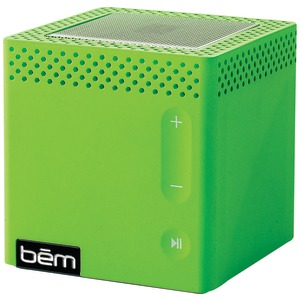 Bluetooth(R) Mobile Speaker (Green)
