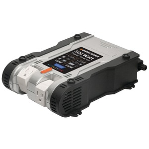 BLACK & DECKER Power Inverter (500 Watts) PI500P