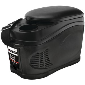 BLACK & DECKER 8-Can Travel Cooler TC204B