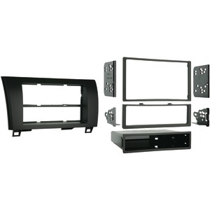 METRA Single- or Double-DIN Installation Kit for 2007 & Up Toyota(R) Tundra Truck 99-8220