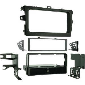 METRA Single-DIN Installation Kit for 2009-2013 Toyota(R) Corolla 99-8223