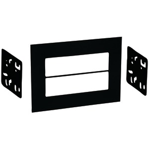 METRA Universal ISO Trim for Double-DIN Installation 99-9999