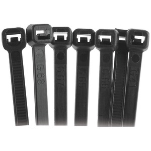 INSTALL BAY Cable Ties 100 pk (11 Inch. 50lbs) BCT11