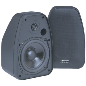 Adatto Indoor-Outdoor Speakers (Black)