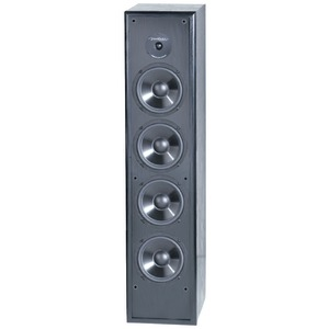 8 Inch. Slim-Design Tower Speaker