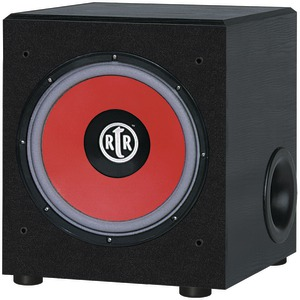 12 Inch. 475-Watt RtR Eviction Series Frontfiring Powered Subwoofer