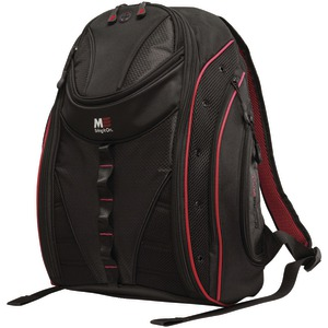 MOBILE EDGE 16 Inch. PC-17 Inch. MacBook(R) Express 2.0 Backpack Red MEBPE72