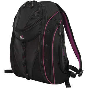 MOBILE EDGE 16 Inch. PC-17 Inch. MacBook(R) Express 2.0 Backpack Lavender MEBPE82