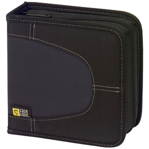 CASE LOGIC Nylon CD Wallets (32 Disc) CDW-32
