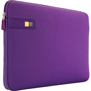 CASE LOGIC 15.6 Inch. Notebook Sleeve (Purple) LAPS-116PURPLE