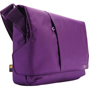 CASE LOGIC iPad(R) &11 Inch. Netbook Messenger Gotham Purple MLM-111GOTHAMPURPLE