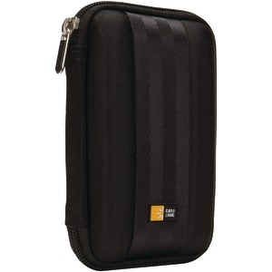 CASE LOGIC Portable Hard Drive Case QHDC-101BLACK