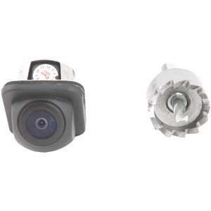 CRIMESTOPPER 170 Degree Embedded-Style Flush-Mount CMOS Color Camera with Parking Guide Lines SV-6818.EM.II