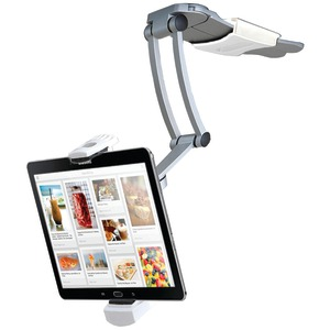 CTA DIGITAL iPad(R) & Tablet 2-in-1 Kitchen Mount Stand PAD-KMS
