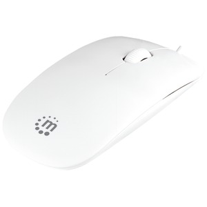 MANHATTAN Silhouette Optical Mouse (White) 177627