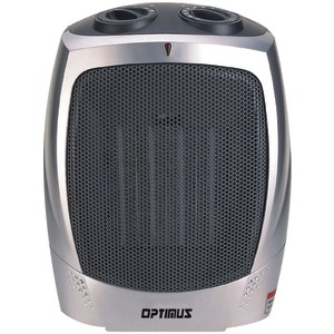 OPTIMUS Portable Ceramic Heater with Thermostat H-7004