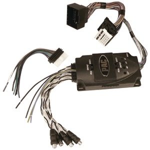 PAC Add-An-Amp Interface for Select 2010 GM(R) with a 44-Pin Harness AA-GM44