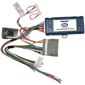 PAC Radio Replacement Interface (Chrysler(R)) C2R-CHY4