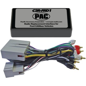 PAC Radio Replacement Interface for Ford(R) C2R-FRD1