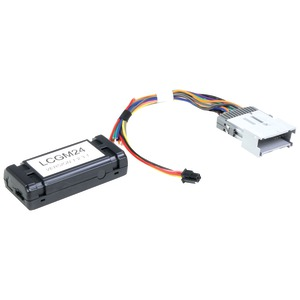 PAC Radio Replacement Interface for Select Nonamplified GM(R) Vehicles (Class II) LCGM24