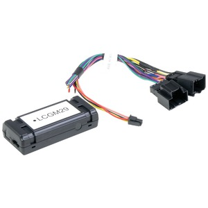 PAC Radio Replacement Interface for Select Nonamplified GM(R) Vehicles (29-Bit LAN) LCGM29