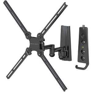 10 Inch. - 47 Inch. Dual-Arm Full-Motion Plus Flat Panel Mount
