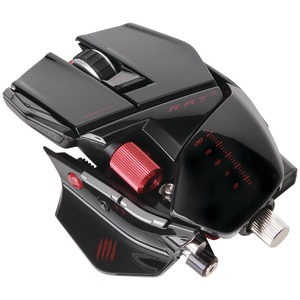 R.A.T.(TM) 9 Optical Mouse (Gloss Black)