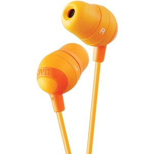 Marshmallow(R) Earbuds (Orange)