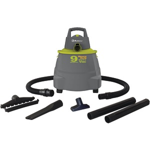 KOBLENZ Wet-Dry Vacuum Cleaner with 9-Gallon Tank WD-9K