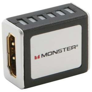 MONSTER CABLE Advanced HDMI(R) 1080p Coupler 140320