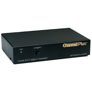 CHANNEL PLUS Digital Modulator (Single Source) 5415