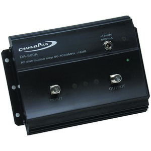 CHANNEL PLUS RF Amp DA-520A