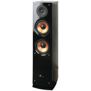 6.5 Inch. 2-Way Supernova Series Tower Speaker with Lacquer Baffle