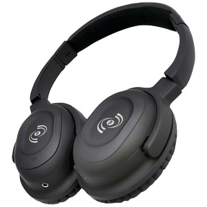 Stereo Bluetooth(R) Streaming Headphones with Microphone
