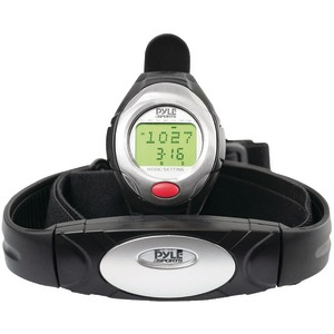 PYLE 1-Button Heart Rate Watch PHRM40