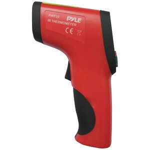 PYLE Compact IR Thermometer with Laser Targeting PIRT25