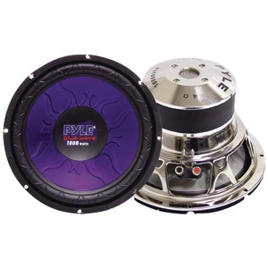 PYLE Blue Wave Series High-Power Subwoofers (15 Inch.) PL1590BL