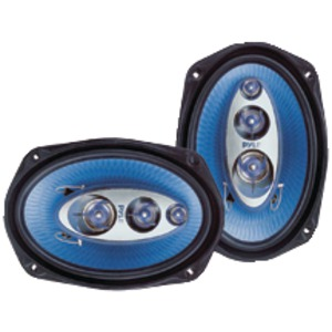 PYLE Blue Label Speakers (6 Inch. x 9 Inch. 4-way) PL6984BL