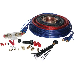 PYLE 4-Gauge Amp Installation Kit PLAM40