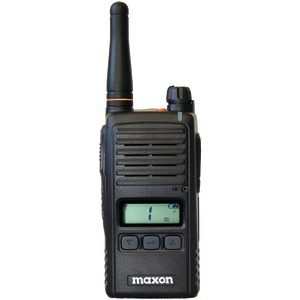 MAXON TJ-3400U UHF Jobsite 2-Way Radio TJ-3400UM