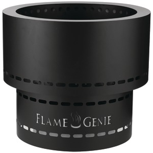 HY-C Flame Genie INFERNO(TM) Wood Pellet Fire Pit (Black) FG-19