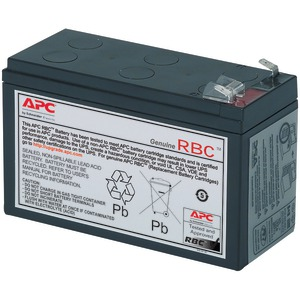 APC BY SCHNEIDER ELECTRIC Replacement Battery Cartridge #17 RBC17
