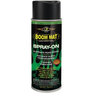 BOOMMAT Spray-on Sound Deadening 050220