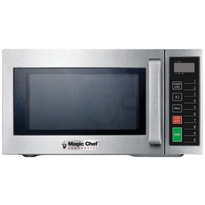 MAGIC CHEF .9 Cubic-ft Commercial Microwave MCCM910ST