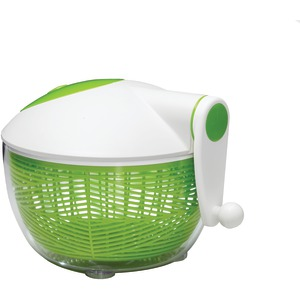 STARFRIT Salad Spinner (Green/White) 093028-002-0000
