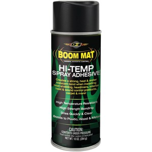 BOOMMAT Hi-Temp Spray Adhesive 050490