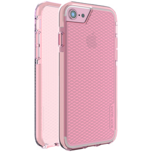 BODY GLOVE Prizm Impact Case for iPhone(R) 7 Plus (Pearl Blush/White) 9618001