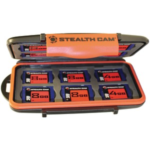 STEALTH CAM Memory Card Storage Case STC-MCSC