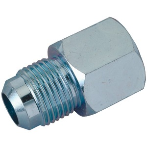3-8 Inch. Steel Gas Fitting (1-2 Inch. FIP)